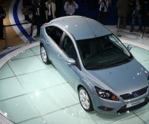 Ford Focus CNG photo 3