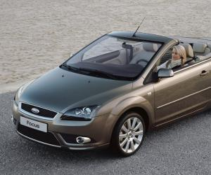 Ford Focus Coupé-Cabriolet Titanium photo 1