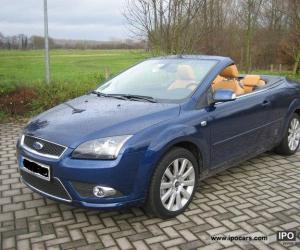 Ford Focus Coupé-Cabriolet Titanium photo 3