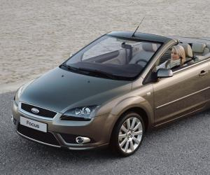 Ford Focus Coupé-Cabriolet Titanium photo 9