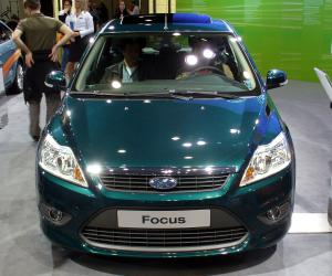 Ford Focus Econetic photo 8