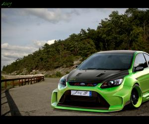 Ford Focus RS photo 4