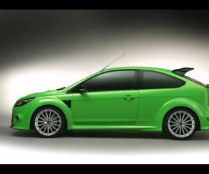 Ford Focus RS photo 7