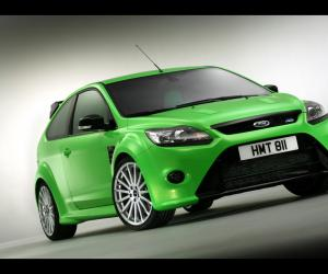 Ford Focus RS photo 11