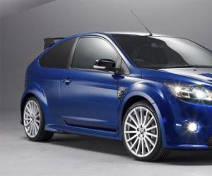 Ford Focus RS photo 13