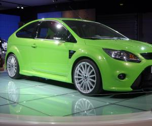 Ford Focus RS photo 14