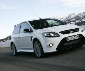Ford Focus RS photo 16