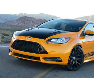 Ford Focus ST photo 1