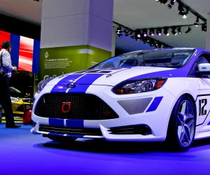 Ford Focus ST photo 7