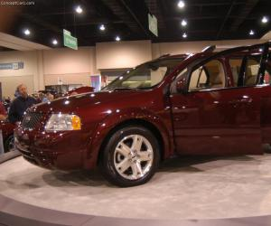Ford Freestar photo 8