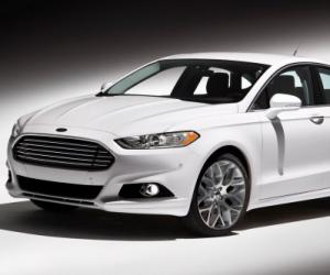 Ford Fusion #2