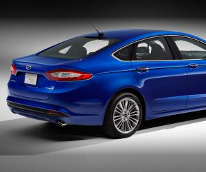 Ford Fusion image #8