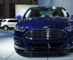 Ford Fusion #9