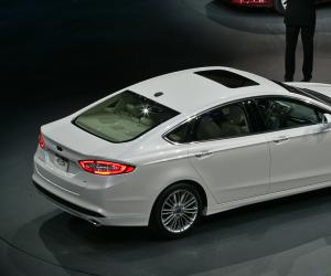 Ford Fusion image #10