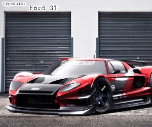 Ford GT photo 14