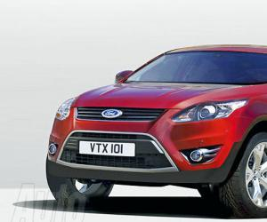 Ford Kuga Coupe photo 1