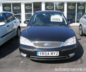 Ford Mondeo 2.0 TDCi photo 2