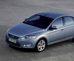 Ford Mondeo 2.0 TDCi photo 4