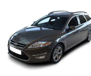 Ford Mondeo 2.0 TDCi photo 11