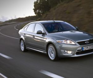 Ford Mondeo 2.0 TDCi photo 12
