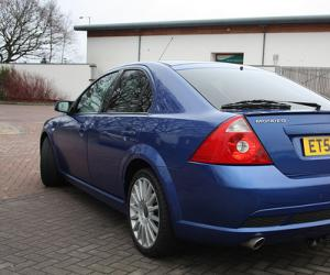 Ford Mondeo 2.2 TDCI photo 3