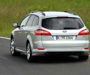 Ford Mondeo 2.2 TDCI photo 5