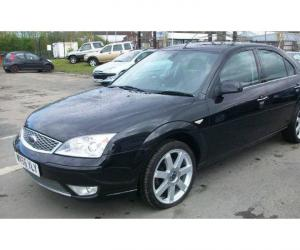 Ford Mondeo 2.2 TDCI photo 7