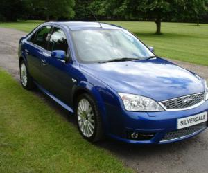 Ford Mondeo 2.2 TDCI photo 8