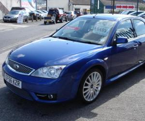 Ford Mondeo 2.2 TDCI photo 9