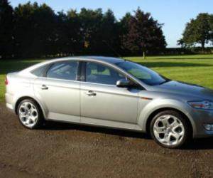 Ford Mondeo 2.2 TDCI photo 10