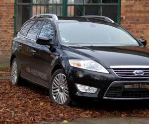 Ford Mondeo Turnier image #7