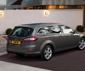 Ford Mondeo Turnier image #9
