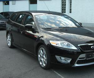 Ford Mondeo Turnier image #14
