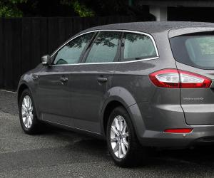 Ford Mondeo Turnier 2.0 TDCi photo 2