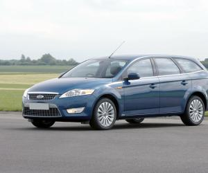 Ford Mondeo Turnier 2.0 TDCi photo 4
