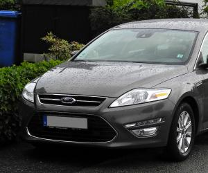 Ford Mondeo Turnier 2.0 TDCi photo 6