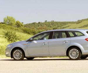 Ford Mondeo Turnier 2.0 TDCi photo 7