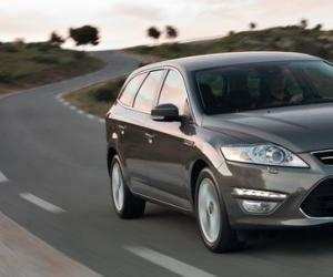 Ford Mondeo Turnier 2.0 TDCi photo 8