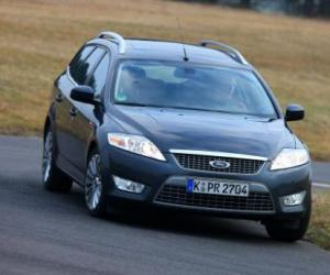 Ford Mondeo Turnier 2.0 TDCi photo 9