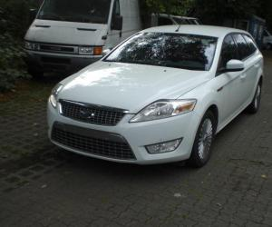 Ford Mondeo Turnier 2.0 TDCi photo 10