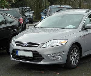 Ford Mondeo Turnier 2.0 TDCi photo 12