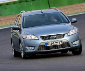 Ford Mondeo Turnier 2.0 TDCi photo 13