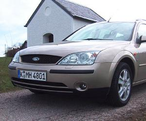 Ford Mondeo Turnier 2.0 TDCi photo 14