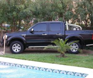 Ford Ranger XLT-Limited photo 1