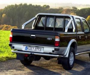 Ford Ranger XLT-Limited photo 2