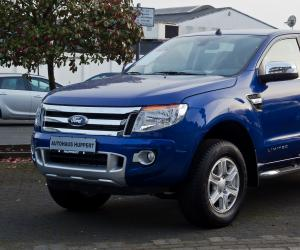 Ford Ranger XLT-Limited photo 5