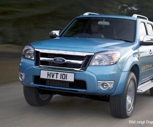 Ford Ranger XLT-Limited photo 11