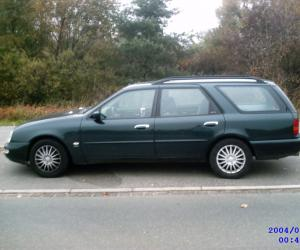 Ford Scorpio Turnier photo 11