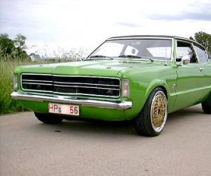 Ford Taunus photo 3
