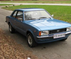 Ford Taunus photo 10